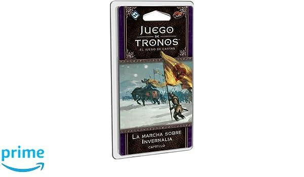 Fantasy Flight Games- Juego de Tronos lcg: la Marcha sobre ...