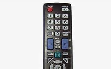 Mando a Distancia Original TV Samsung BN59-01005A: Amazon.es: Electrónica
