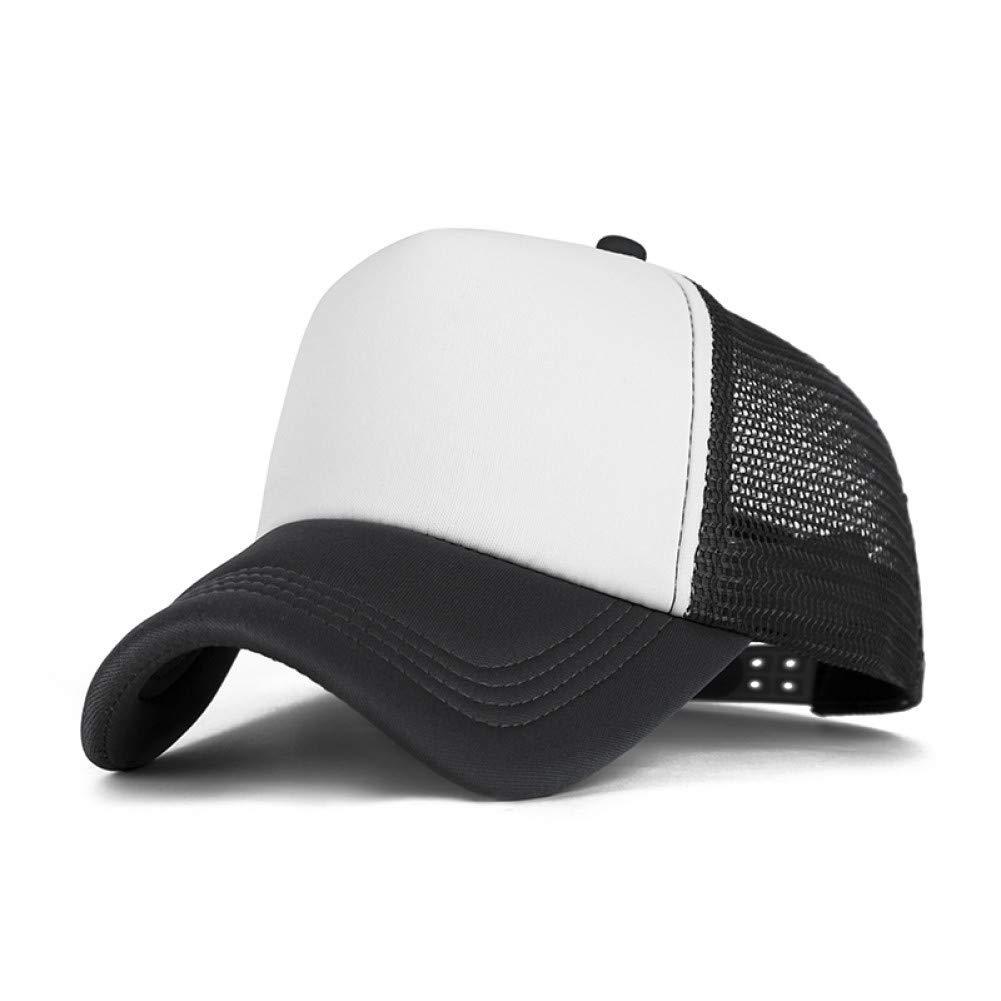 YUANBAOG Gorra de béisbol de Malla para Hombre Algodón de Color ...