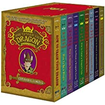 How to Train Your Dragon: Hardcover Gift Set #3