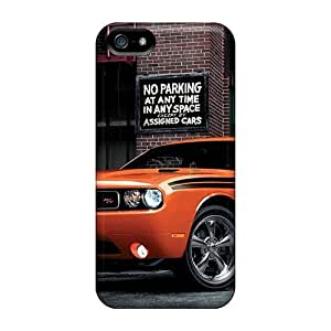 2014 Dodge Challenger Rt Classic Case Compatible With Iphone 5/5s/ Hot Protection Case