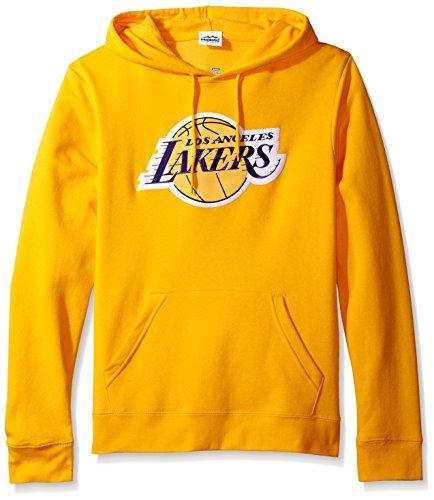 NBA Men's Tek Patch Triple Peak Long Sleeve Fleece Pullover Hoodie – DiZiSports Store