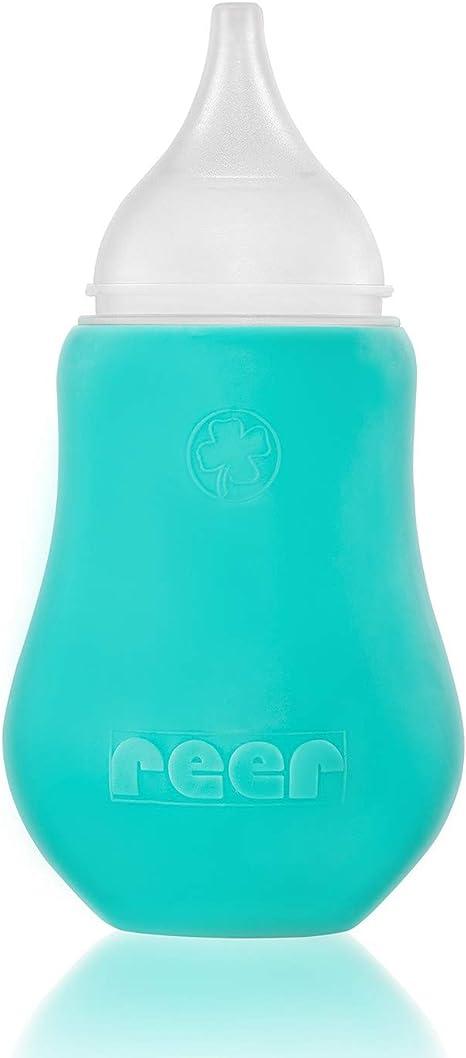 Reer 79112 Soft&Clean - Aspirador nasal (punta suave, seguro para ...
