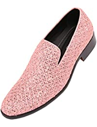 Amazon Com Pink Loafers Amp Slip Ons Shoes Clothing