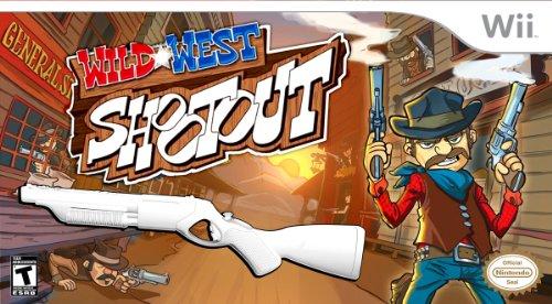 Blast Wii - Wild West Shootout with Blast - Nintendo Wii