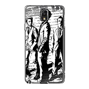 SherriFakhry Samsung Galaxy Note3 Best Hard Phone Cases Custom Beautiful Green Day Pictures [KgC18499OurJ]