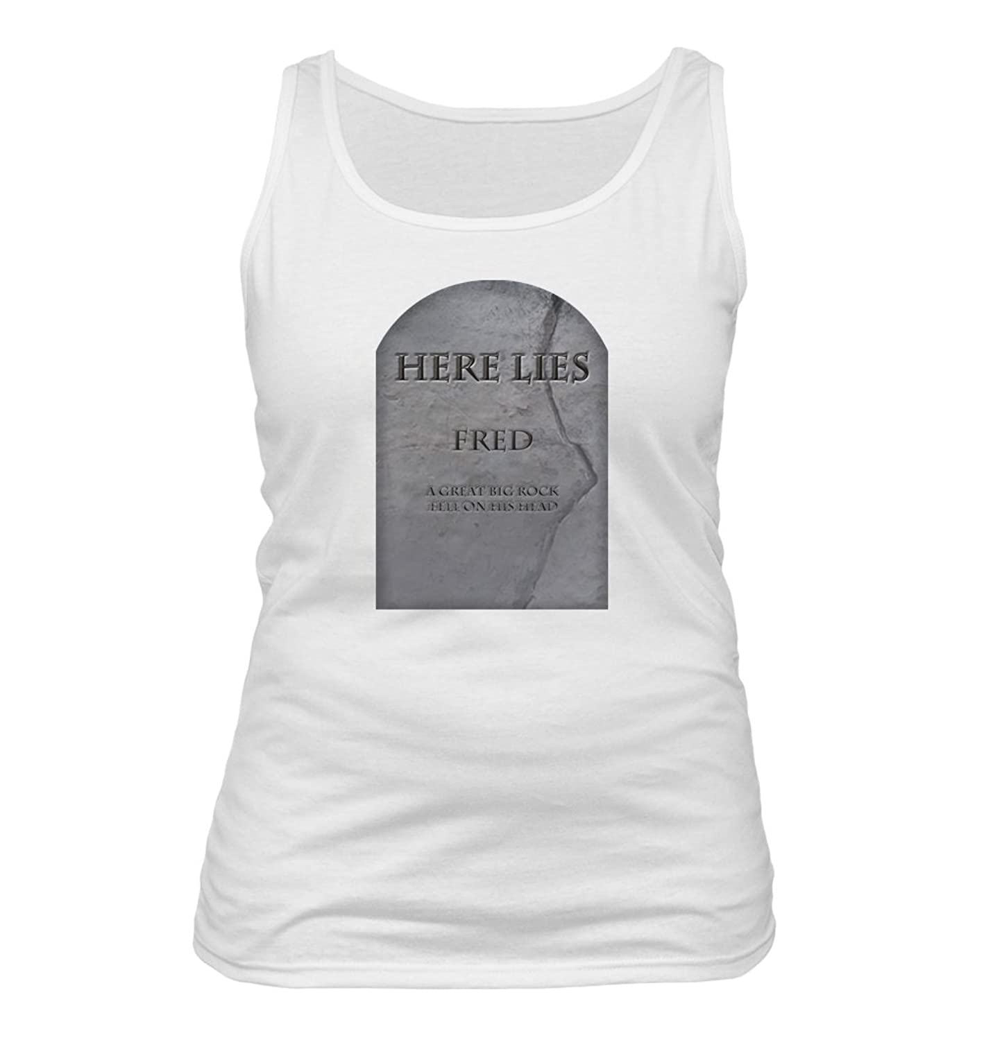 Fred #124 - Adult Women's Tank Top