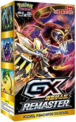 "Pokemon cards Sun/&Moon /""Shining Legends SM3/"" Booster Box 20 pack // Korean Ver"