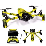 MightySkins Skin for Parrot Anafi Drone – Tread Lightly   Protective, Durable, and Unique Vinyl Decal wrap Cover   Easy to Apply, Remove, and Change Styles   Made in The USA Review