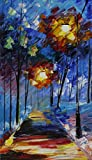 NICE MOMENT is a One-of-a-Kind, ORIGINAL OIL PAINTING ON CANVAS by Leonid AFREMOV. We asked Leonid to paint some new and exciting ORIGINALS just for our collectors in the USA. These are some of the most beautiful pieces Leonid has ever painted for ou...
