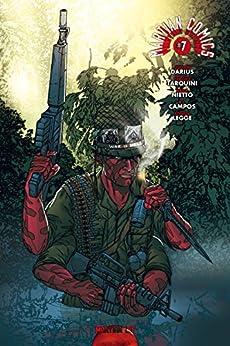 Martian Comics #7 by [Darius, Julian]