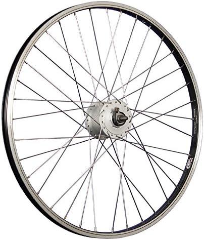 Taylor-Wheels 24 Pulgadas Rueda Delantera Bici Dinamo buje 507-19 ...