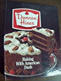 Duncan Hines Baking with American Dash