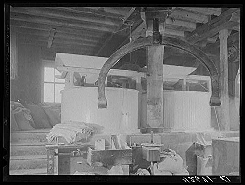 HistoricalFindings Photo: Usquepaugh,Rhode Island,RI,Washington County,Kenyon's Johnnycake Flour Mill,2