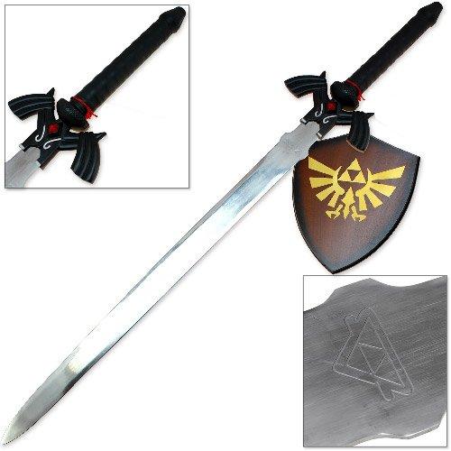 Dark Link Masters Sword Links Nemesis Steel - Links Master Sword Real Steel