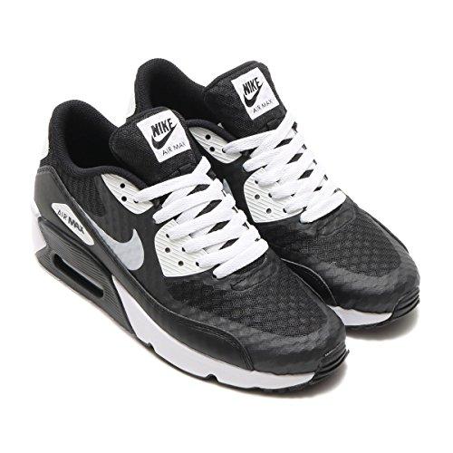 Nike Big Kids Air Max 90 Ultra 2.0 BR GS 881925-001 BLACK/WHITE Size 4Y by NIKE