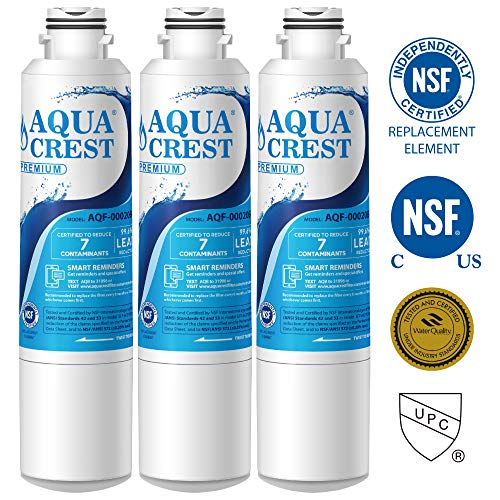 AQUACREST DA29-00020B NSF 53&42 Certified Refrigerator for sale  Delivered anywhere in Canada