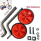 Pusheng Bike Stabilisers Bicycle Stabilisers For Kids Cycle Children 12-20' Inch Training Wheels