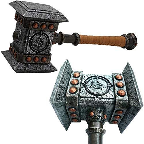 RealFireNSteel Warcraft - Thrall's Doomhammer