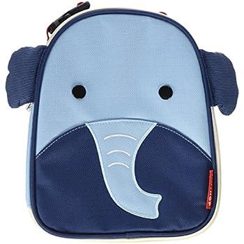 Skip Hop Zoo Insulated Lunch Bag, Edi Elephant