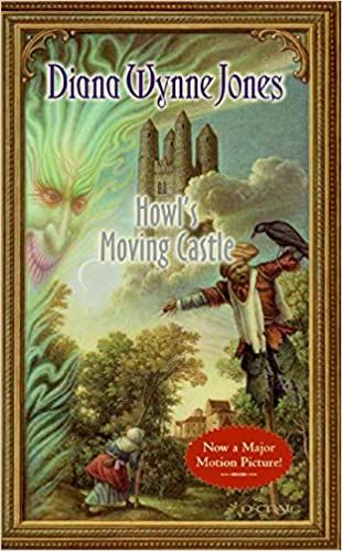 Amazon.com  Howl s Moving Castle (World of Howl) (9780064410342 ... f946938f1a97d