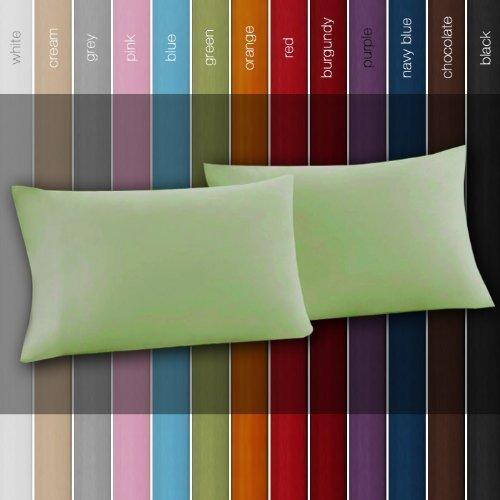 Swan Comfort Microfiber Hypoallergenic Pillowcase