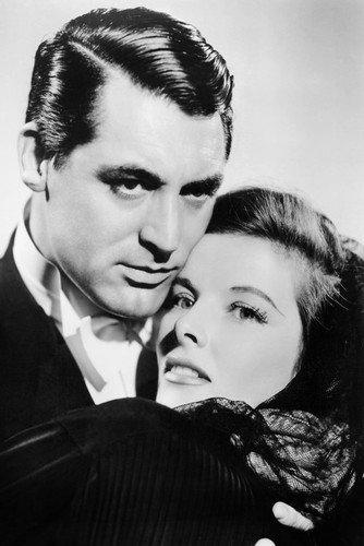 Holiday Katharine Hepburn Cary Grant 24X36 Poster