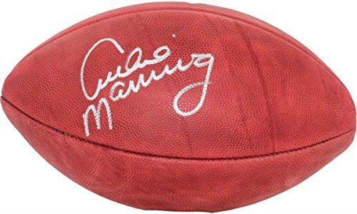 Archie Manning Signed NFL Duke Football