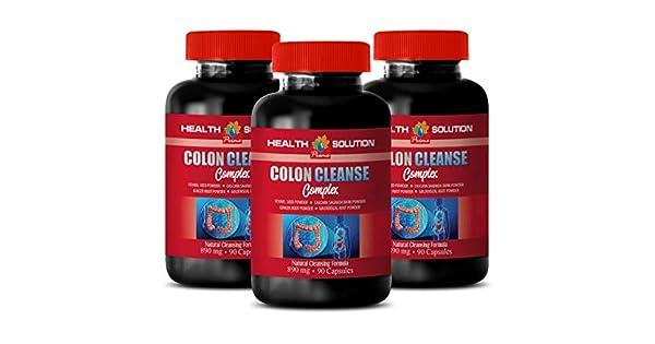 Amazon.com: Digestive Pills - Colon Cleanse Complex ...