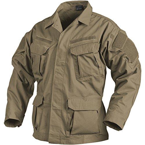 HELIKON-TEX SFU Next Shirt Polycotton Ripstop Coyote Size L
