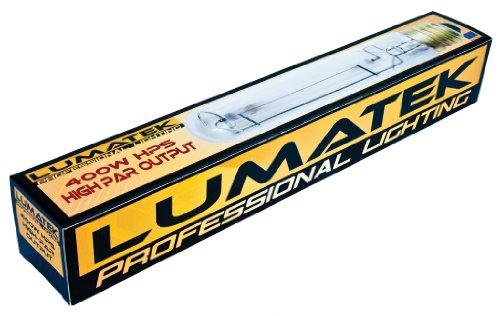 - Lumatek 901841 Digital High Pressure Sodium Lamp, 400-watt