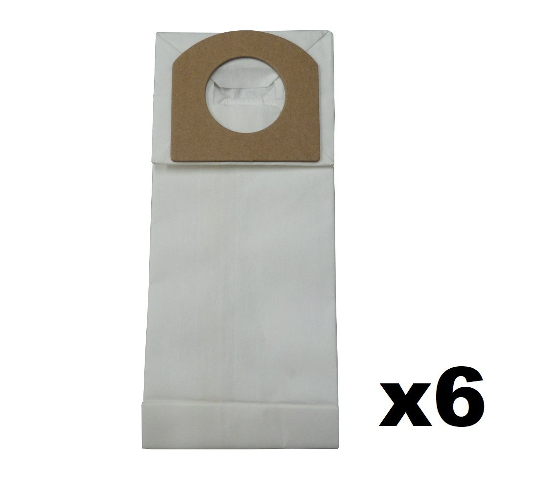 6 Vacuum Cleaner Bags for Hand Vac Bag Type G Dirt Devil 3010347001 3010348001