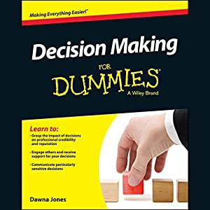 Decision Making for Dummies Audiobook