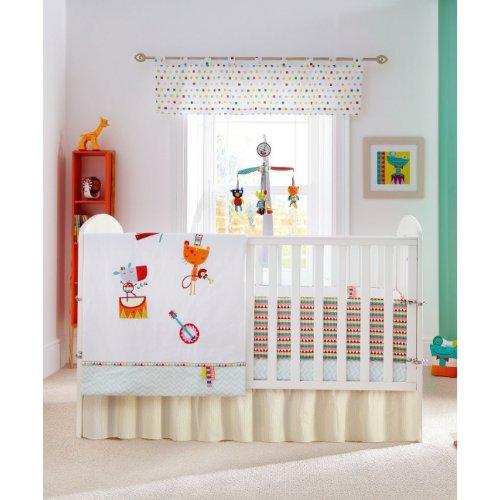 Mamas & Papas Pippop Baby Bedding Set (4-piece) by Mamas & Papas   B00GOGFUEU