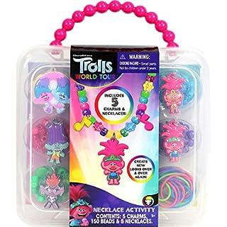 Tara Toys Trolls Necklace Activity Set (95052)