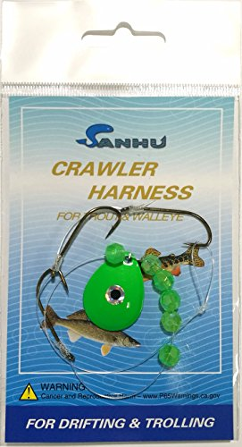 (Sanhu Crawler Harness - 10 Packs - Item #632)