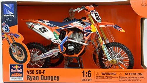 Moto Ktm 450 Sx F Red Bull Racing Team Ryan Dungey 1 6 Degree Spielzeug