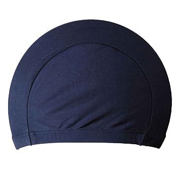 LUFA Unisex Tela de poliéster Tela Casquillo de baño de natación Sombreros  para Deportes acuáticos 07967ae32e6