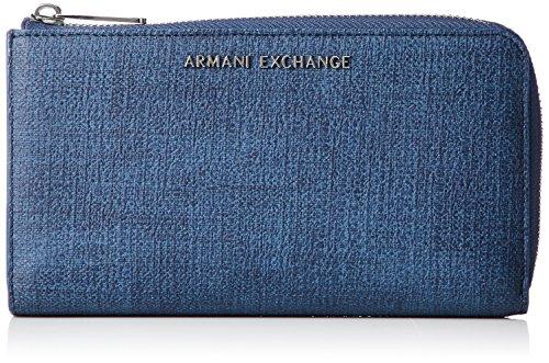 Portafoglio Donna Exchange Nero 948006 Armani 8a236 0p4nwq