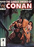 Item: Savage Sword of Conan #165 | Publisher: Marvel | Cover Artist: Dorian Vallejo | Writer: Chuck Dixon, Gary Kwapisz, John Arcudi | Artist: Gary Kwapisz, Tony Salmons | Appearances: Conan the Barbarian, Kull the Conquerer | Storylines: Cit...