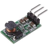 CNluca for 1A 6.5 5-40V a 5V DC-DC Convertidor de Voltaje Reductor de Voltaje Placa de módulo de Soldadura para Arduino Regulador de Voltaje de Potencia