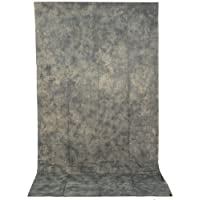 Impact Crushed Muslin Background (10 x 12, Gray Mist)