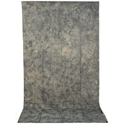 Impact Crushed Muslin Background (10 x 12\', Gray Mist)