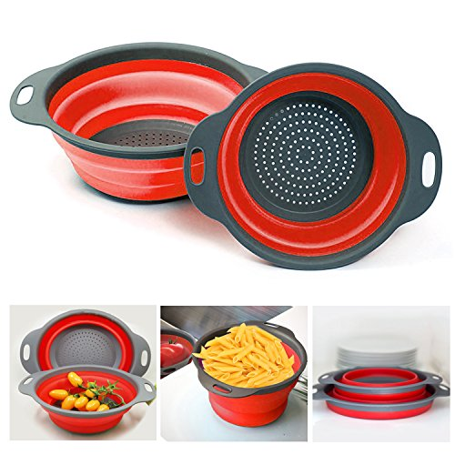 Collapsible Colanders Vipe Food Grade Vegetables product image