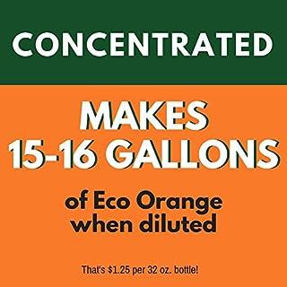 Eco Orange Super 1 Gallon Concentrate - makes 15-16 gallons