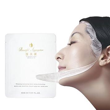 Moisturizing facial masque