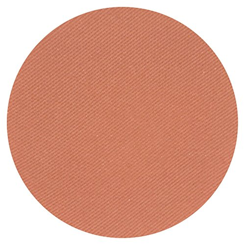 Peach Petal Powder Blush Matte Peachy Blusher Makeup for Face, Magnetic Refill Pan 37mm, Paraben Free, Gluten Free, Made in the USA