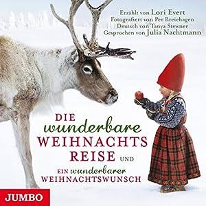 Die wunderbare Weihnachtsreise und Ein wunderbarer Weihnachtswunsch Hörbuch