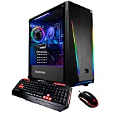 iBUYPOWER Gaming PC Computer Desktop Trace2 9250 (Intel Core i7-9700F 3.0GHz, NVIDIA GeForce GTX 1660 Ti 6GB, 16GB DDR4, 240GB SSD, 1TB HDD, WiFi & Win 10 Home) Black