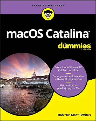 macOS Catalina For Dummies (For Dummies (Computer/tech))
